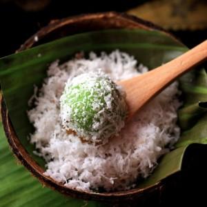 Kalori Kuih Buah Melaka
