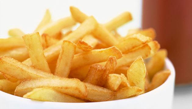 kalori french fries