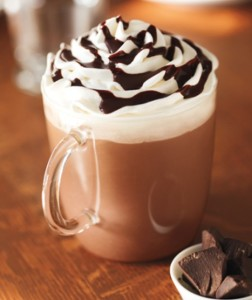 Kalori Hot Chocolate Starbucks