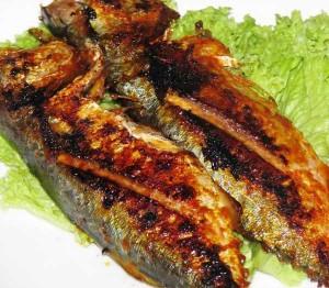 Kalori Ikan Bakar