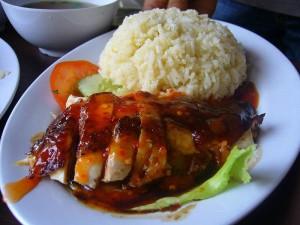 Kalori Nasi Ayam