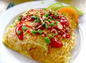 Kalori Nasi Goreng Pattaya