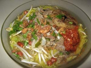 Kalori Bihun Sup