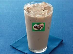 Kalori Milo