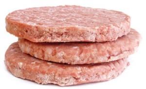 Kalori Daging Burger Lembu