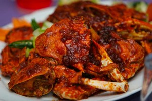 Kalori Ketam Masak Cili