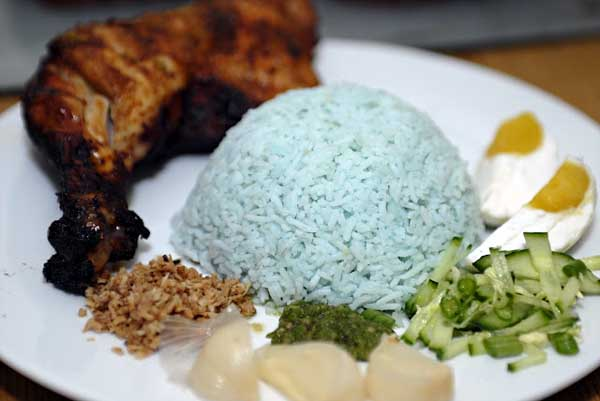 kalori nasi kerabu