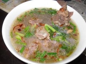 Kalori Sup Tulang