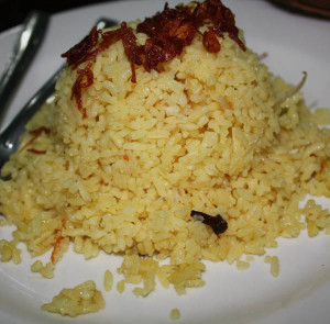Kalori Nasi Minyak